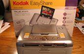 Reparación de una impresora de fotos Kodak 500