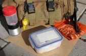 Kit de fuego de supervivencia global