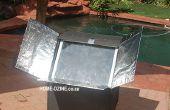 Cómo hacer un horno Solar básico