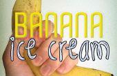 Helado de plátano - más fácil helado hecho en casa siempre!