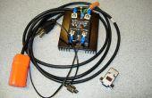 Super fácil Control de la PC de 110 Vac con un relé de estado sólido Crydom