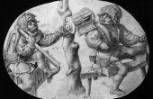 Plan linterna medieval
