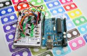 Tutorial de Arduino Bundle.: Arduino Kit de experimentación:. (ARDX)