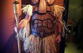 Dios Tiki - traje de espuma de Eva