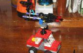 Mini LEGO armas