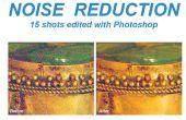 Cómo reducir el ruido de una foto