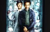 Casero Movie Poster-caja de luz