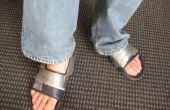 Convertir su chanclas sandalias deportivas