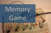 Juego de memoria Simple de Arduino