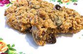 Mejor Old Fashioned galletas de avena