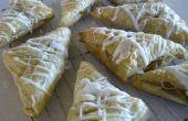 Empanadillas de manzana deliciosa fácil