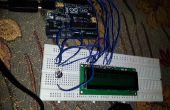 Pantalla de LCD fácil con Arduino