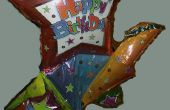 Rescatar un globo con una transfusión de helio