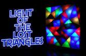 Luz de los triángulos perdidos