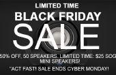 El SoGo Mini: Venta de viernes negro! Limitada