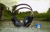 DIY-cómo hacer auriculares inalámbricos