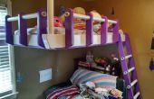 Flotantes loft cama para bajo $150