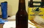 Cómo elaborar cerveza casera botella