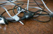¿Renovación de auriculares rotos