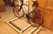 Formador de rodillos de bicicleta