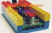 Dispositivo usando arduino de medición del ritmo cardíaco