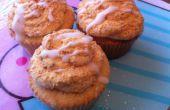 Cupcakes de tarta de cereza!