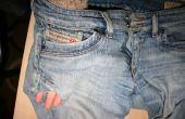 Parche de las - arreglar tus Jeans!