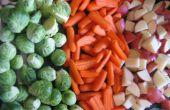 Verduras asadas y Salsa recetas!