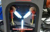 Flux Capacitor timbre utilizando Intel Edison