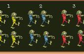 Juego de disparos Zombie - Juegos para profesores de inglés (ESL) y partes