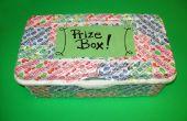 Volver a escuela de Artes: Premio caja de aulas