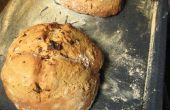 Cómo hacer pan de Soda irlandés