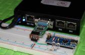 Usando MikroTik Router Board 433 y Arduino para controlar LEDs