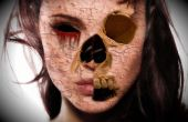 Convertir una imagen Normal en una imagen de Halloween con PIXLR