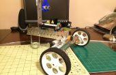 Construir un chasis Robot Modular con Actobotics