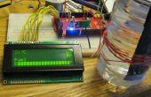 Construcción de un Sensor capacitivo de líquido