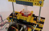 Impresora de Chocolate 3D (hecho de LEGO)