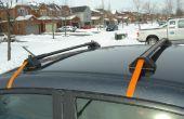 Estante de azotea para Civic Hybrid 2007