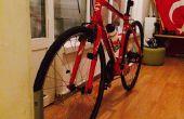Recuperar viejas partes y soporte de su bicicleta en 2 minutos!