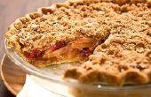 Ciegos de tarta horneado [incluye recetas pastel]