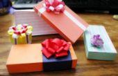 Cajas para tarjetas de índice rápido y fácil