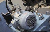 Inducción de Motor frenos circuito prueba el y video
