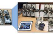 Combina la nueva escuela (iPad, myRIO, LabVIEW) con la vieja escuela (MIDI, unidades de disquete) para crear la mejor banda electrónica - myFloppyDriveOrchestra