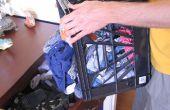 Cómo ahorrar tiempo por ordenar su ropa nunca