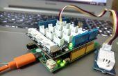 Detector de nivel con LinkIt uno de sonido