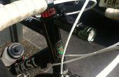 Convierte su relector una luz de bici!