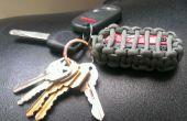Bolsa de paracord para Mini herramientas multiusos Leatherman PS4 o Gerber Dime