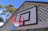 ¿Aro de baloncesto