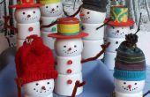 Muñecos de nieve de botella Boost®