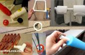 10 Hacks de la vida con el PVC #7